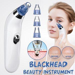 Blackhead Remover Vaccum Suction Facial Cleaner Pore Spot Blackhead Acne Removal Skin Care Tool Facial Beauty Beauty-Health Mega Shop