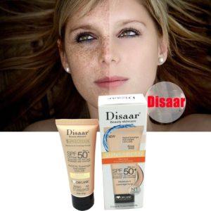 Disaar Facial Body Sunscreen Whitening Cream Sunblock Skin Protective Cream Anti Aging Oil control Moisturizing SPF 1 Beauty-Health Mega Shop
