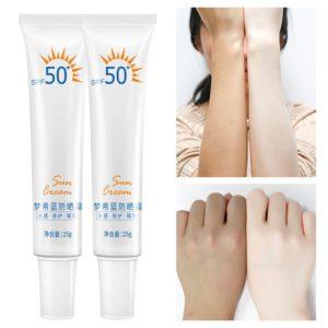 Facial Body Sunscreen Whitening Sun Cream Sunblock Skin Protective Cream Anti Aging Oil control Moisturizing Beauty-Health Mega Shop