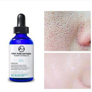 Minch 10ML Vitamin B6 Face Serum Hyaluronic Acid Essence 100 Pure Natural Anti Aging Essence Organic Beauty-Health Mega Shop