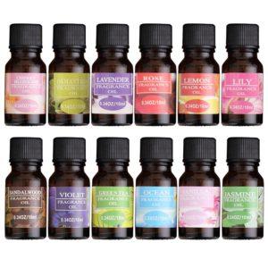 Flower Fruit Essential Oil Aromatherapy