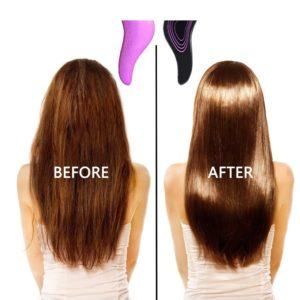 Wholesale Magic Handle Comb Anti static Massage Hair Brush Tangle Detangle Shower Massage Hairbrush Comb Salon 1 Beauty-Health Mega Shop