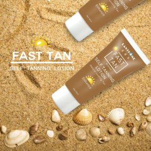 body Self tanning Lotion Facial Sunless Self Tanner Body Day Tanning Cream Natural Bronzer Sunscreen 1 Beauty-Health Mega Shop