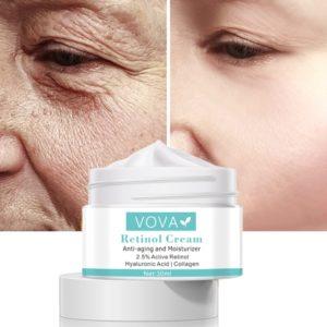 Retinol Face Cream Eye Cream Serum Set Lifting Anti Aging Anti Eye Bags Remove Wrinkles Moisturizer Beauty-Health Mega Shop
