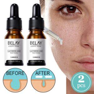 ZeroPore Instant Perfection Serum Pore Minimizer Lactobionic Acid Face Serum Skin Tighten Serum Ordinary Whitening Essence Beauty-Health Mega Shop
