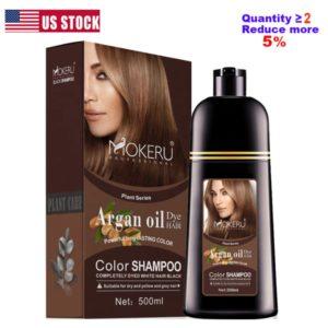 Instant Hair Dye Shampoo