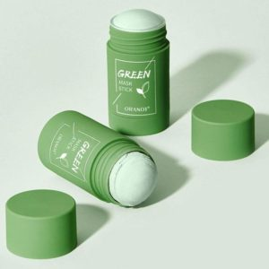 Solid Green Tea Stick Mask