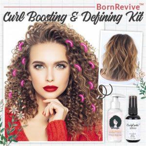 Frizz Hair Style Setting Cream